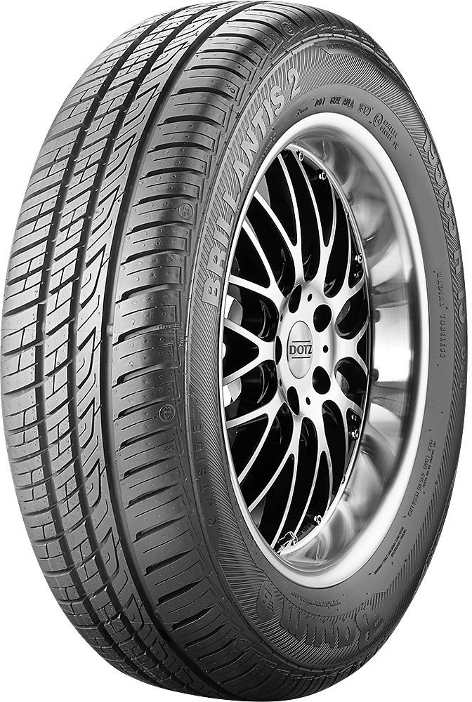 Гуми BARUM 195/70R14 91T Brillantis 2 #