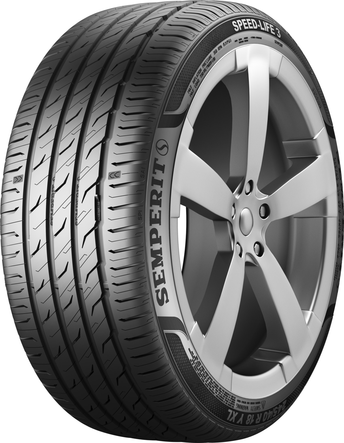Гуми SEMPERIT 225/45R17 91Y FR SPEED-LIFE 3