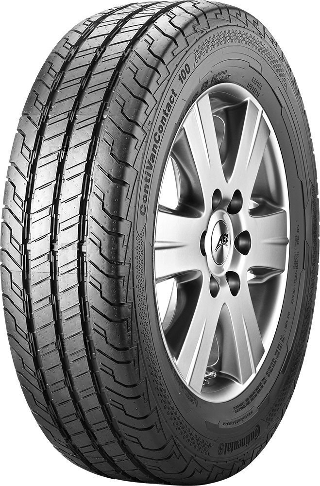 Гуми CONTINENTAL 195/70R15C 104/102R ContiVanContact 100