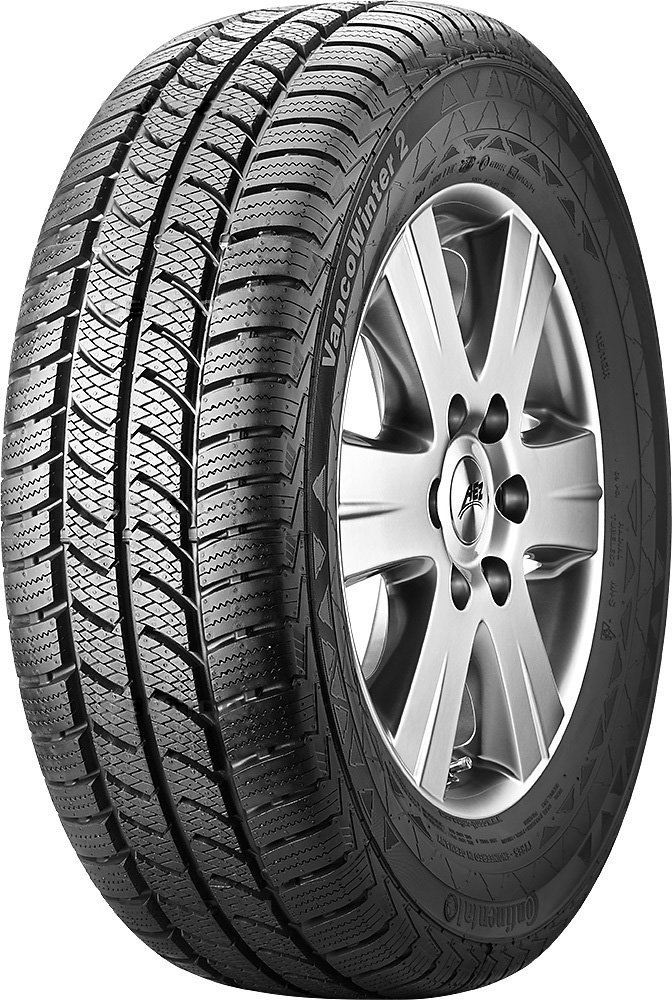 Гуми CONTINENTAL 215/75R16C 113/111R VANCO WINTER2