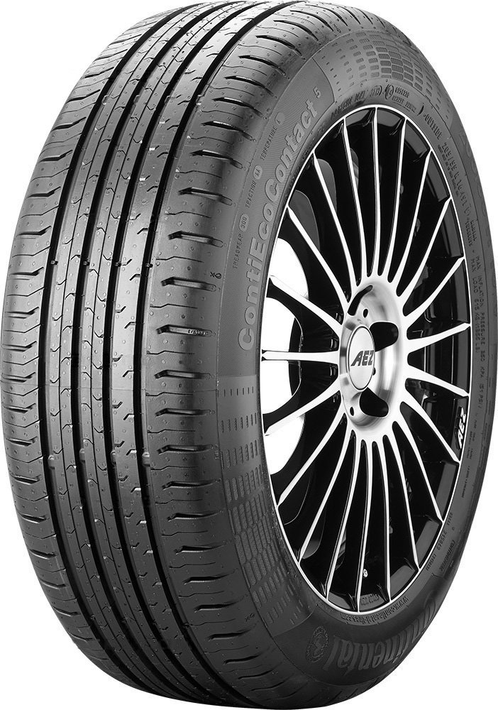 Гуми CONTINENTAL 185/60R15 84T ContiEcoContact 5