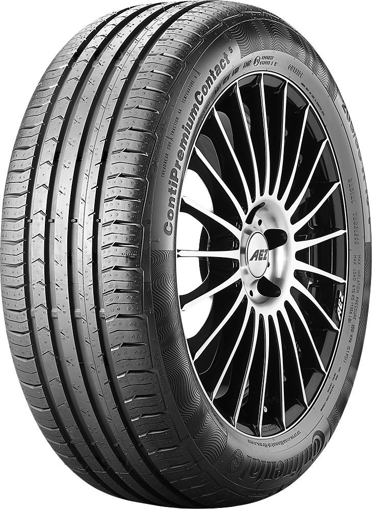 Гуми CONTINENTAL 185/60R15 84H ContiPremiumContact 5