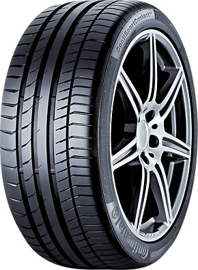Гуми CONTINENTAL 235/35R19 91Y XL FR ContiSportContact 5P AO
