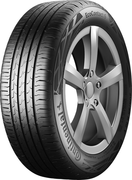 Гуми CONTINENTAL 195/65R15 91H EcoContact 6