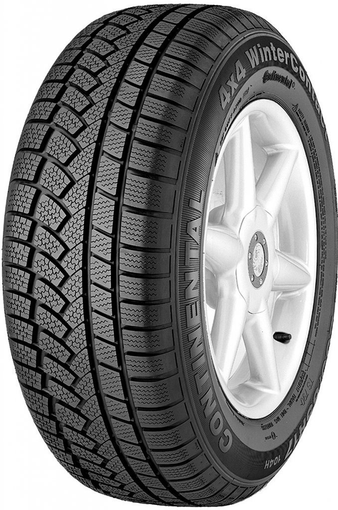 Гуми CONTINENTAL 275/55R17 109H 4X4 WINTER CONT