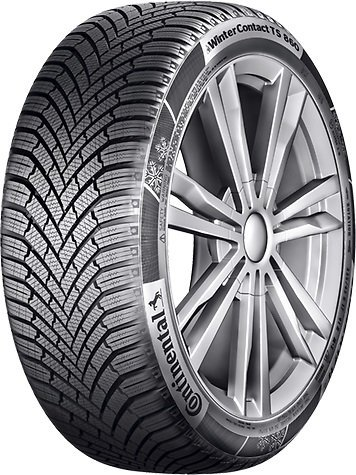 Гуми CONTINENTAL 195/65R15 91T WinterContact TS860