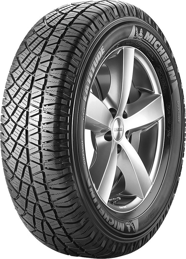 Гуми MICHELIN 225/65R17 102H TL LATITUDE CROSS DT