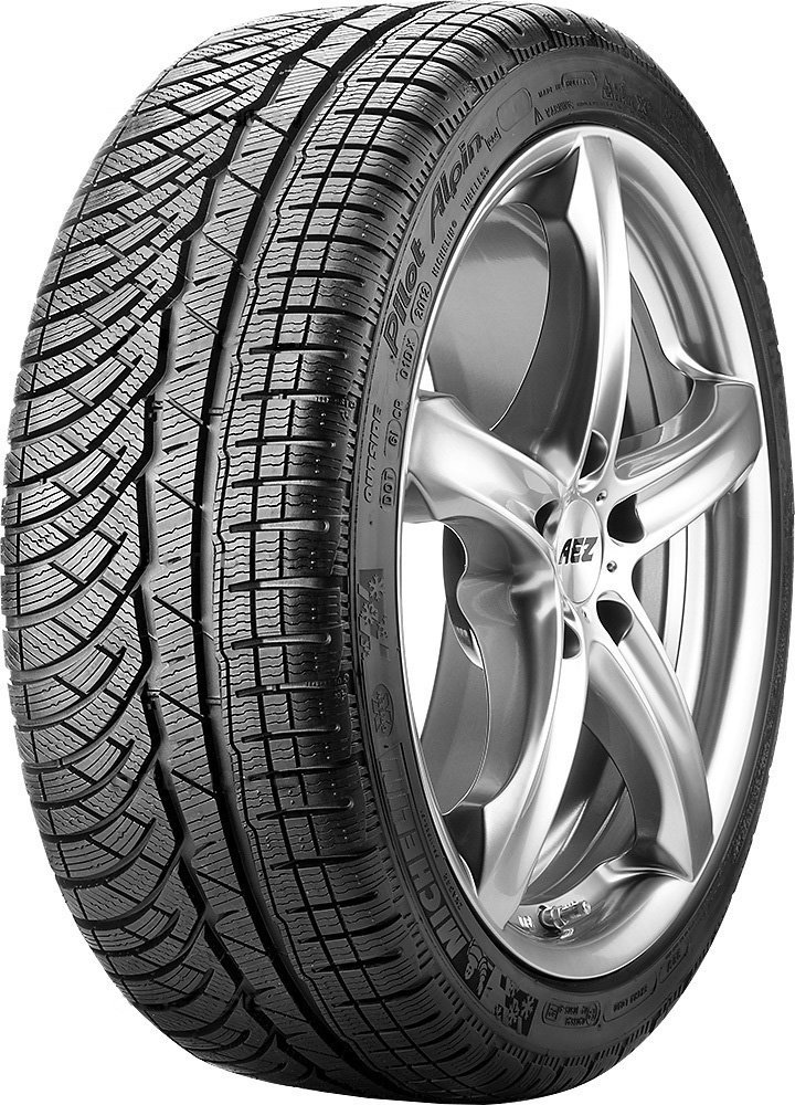 Гуми MICHELIN 225/40R18 92V XL PILOT ALPIN PA4 MO