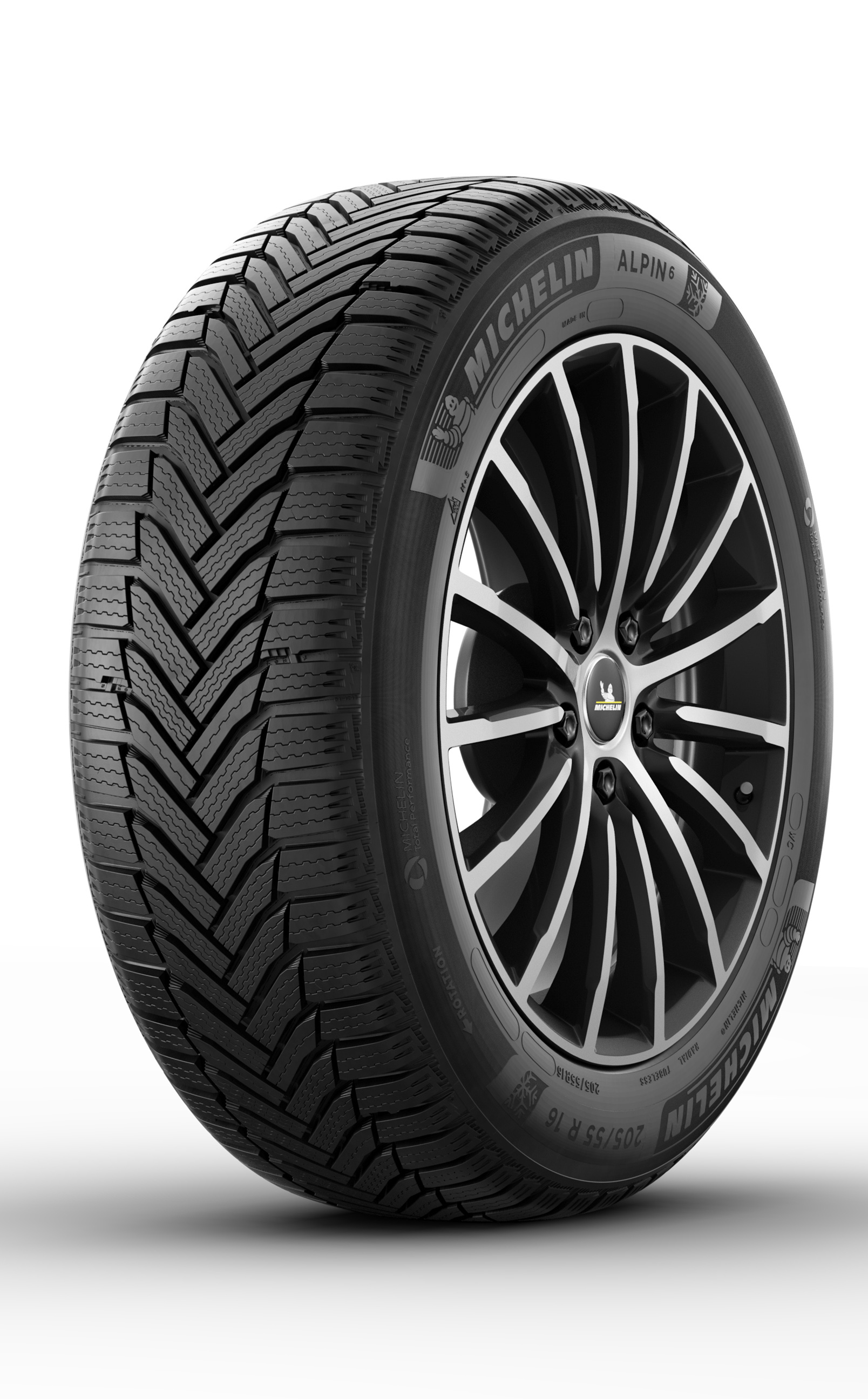 Гуми MICHELIN 195/65R15 91T TL ALPIN 6