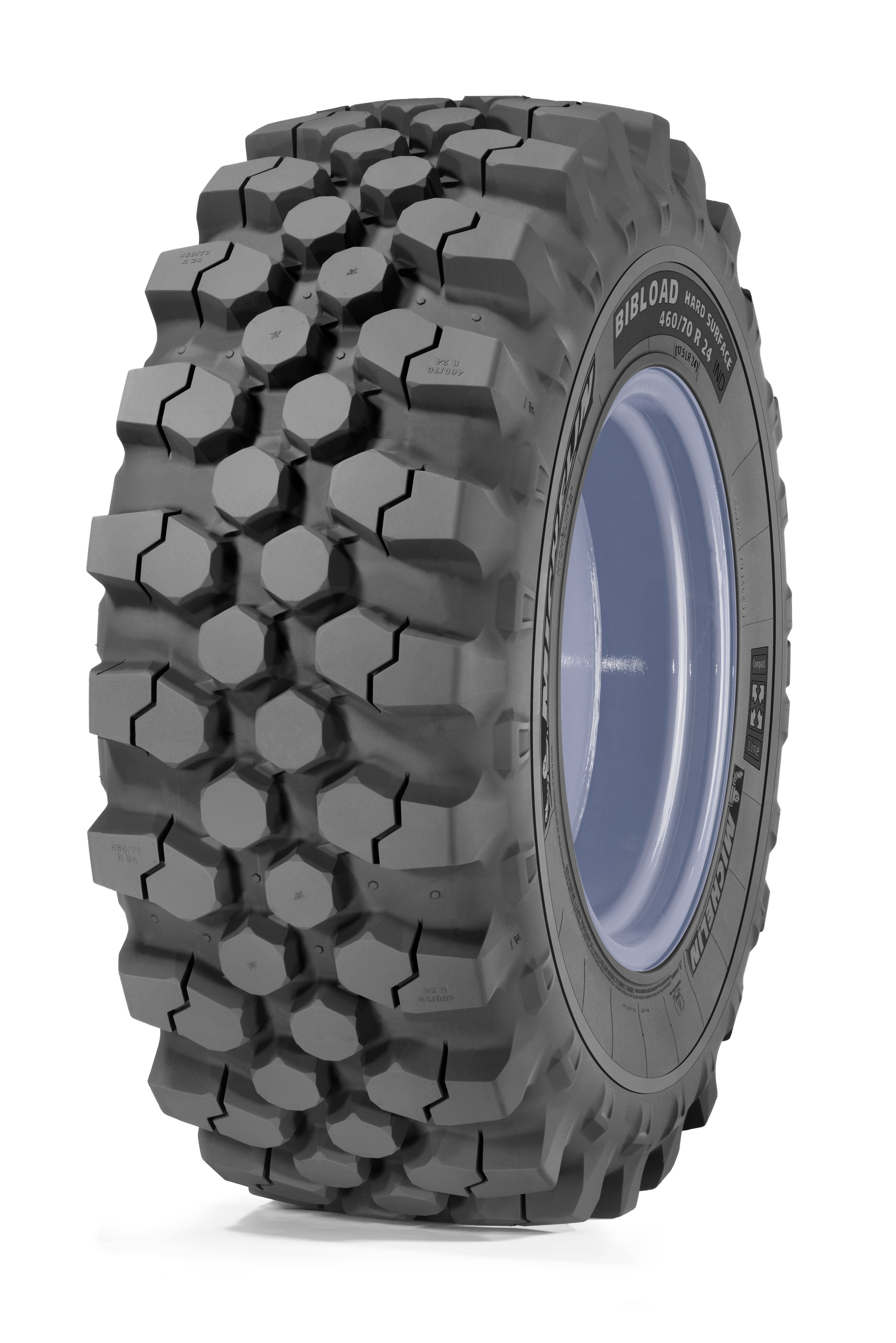 Гуми MICHELIN 400/70R20 149A8/149B IND TL BIBLOAD HARD SURFACE