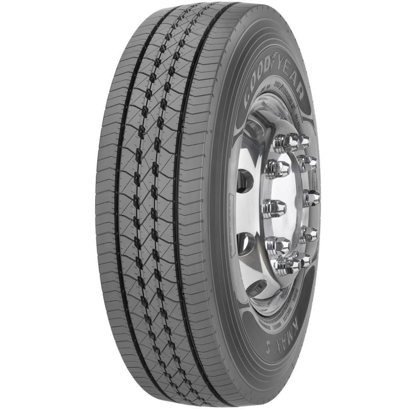 Tyres GOODYEAR 315/80R22.5 KMAX S 156L154M 3PSF