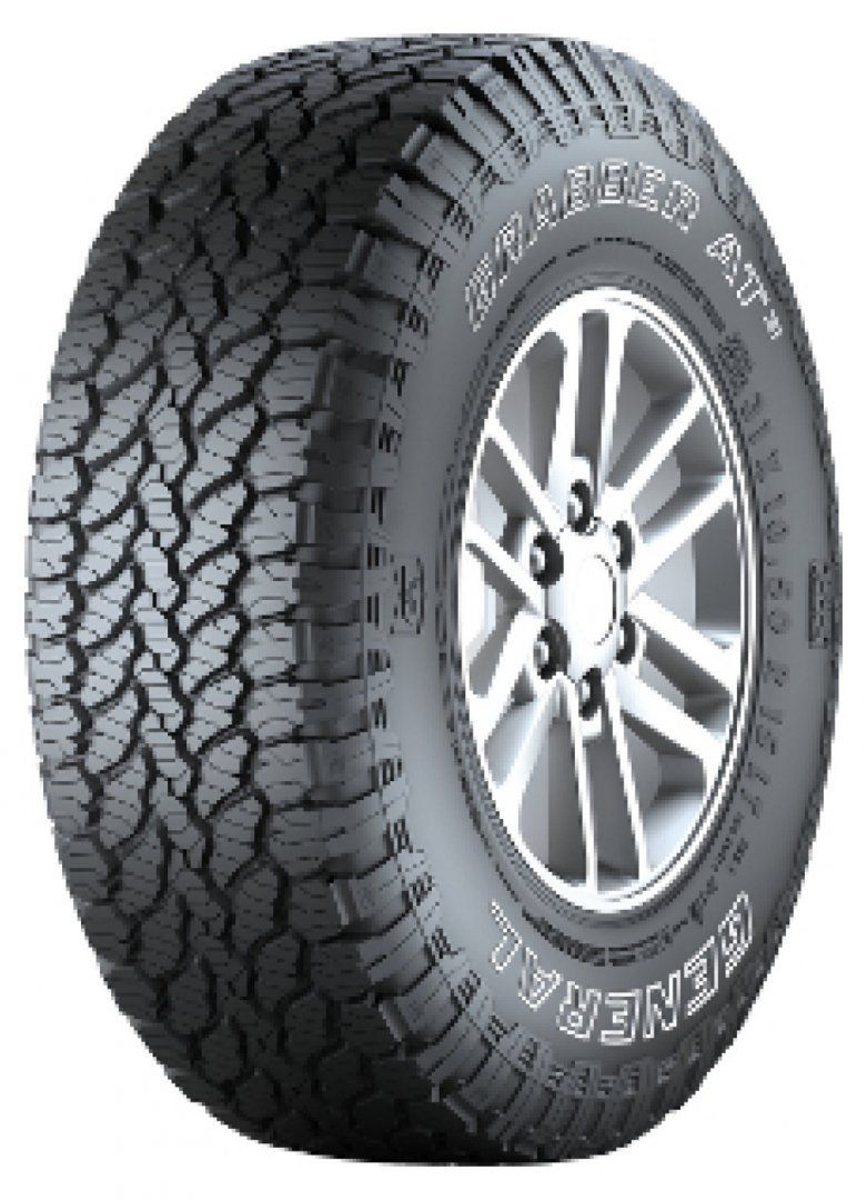 Гуми GENERAL TIRE 275/45R20 110H XL FR Grabber AT3