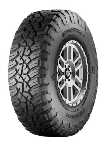 Гуми GENERAL TIRE 265/70R17 121/118Q LRE FR GRABBER X3 #