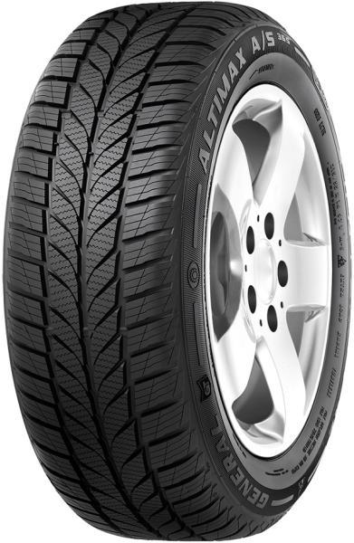 Tyres GENERAL TIRE 185/60R14 82H Altimax A/S 365
