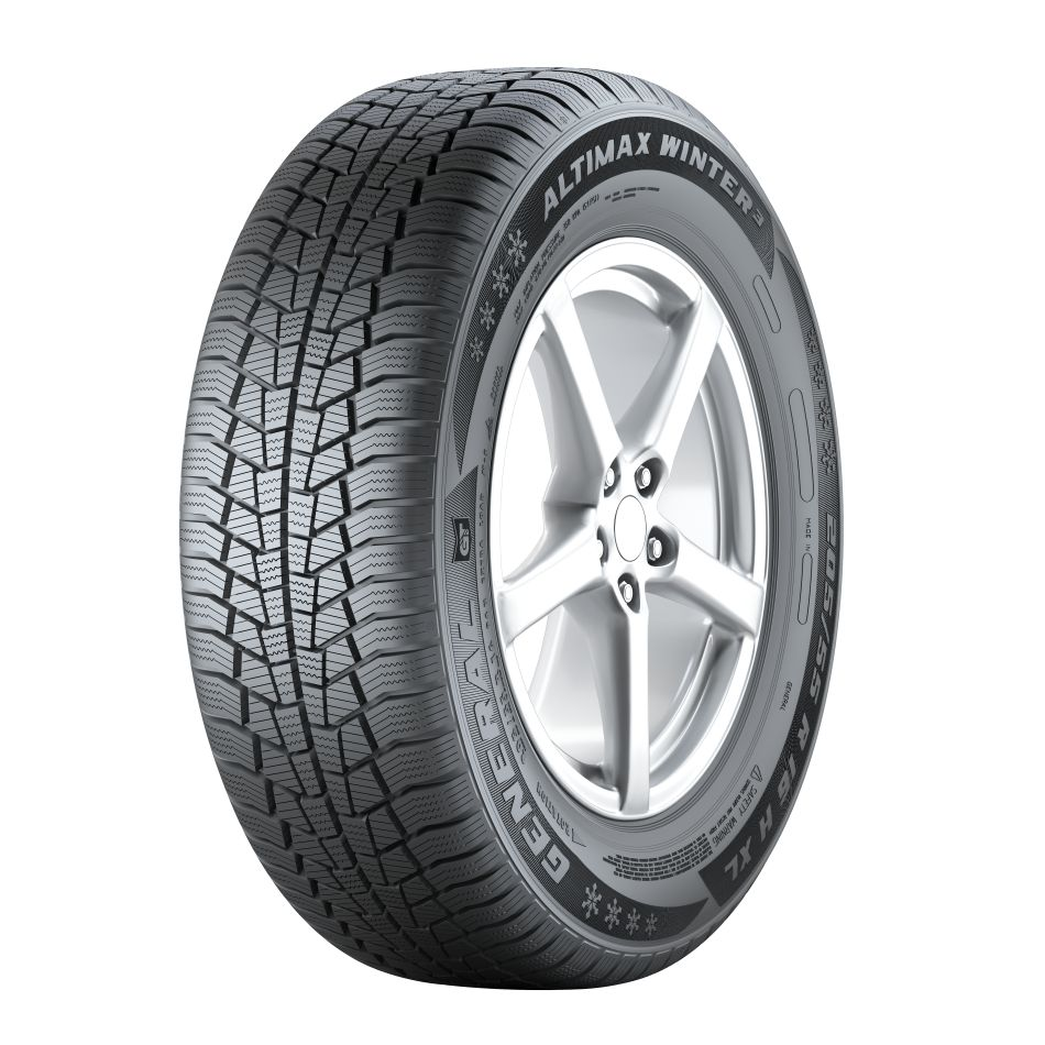 Tyres GENERAL TIRE 195/65R15 91T ALTIMAX WINTER 3