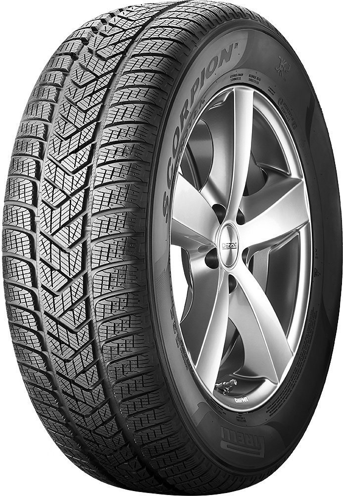 Гуми PIRELLI 235/65R17 108H XL SCORPION WINTER АКЦИЯ!!! DOT 20/16