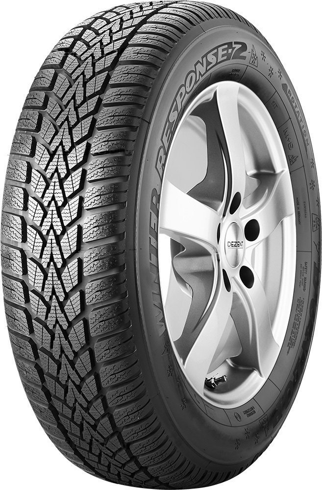 Гуми DUNLOP 195/65R15 91T WINTER RESPONSE 2 MS