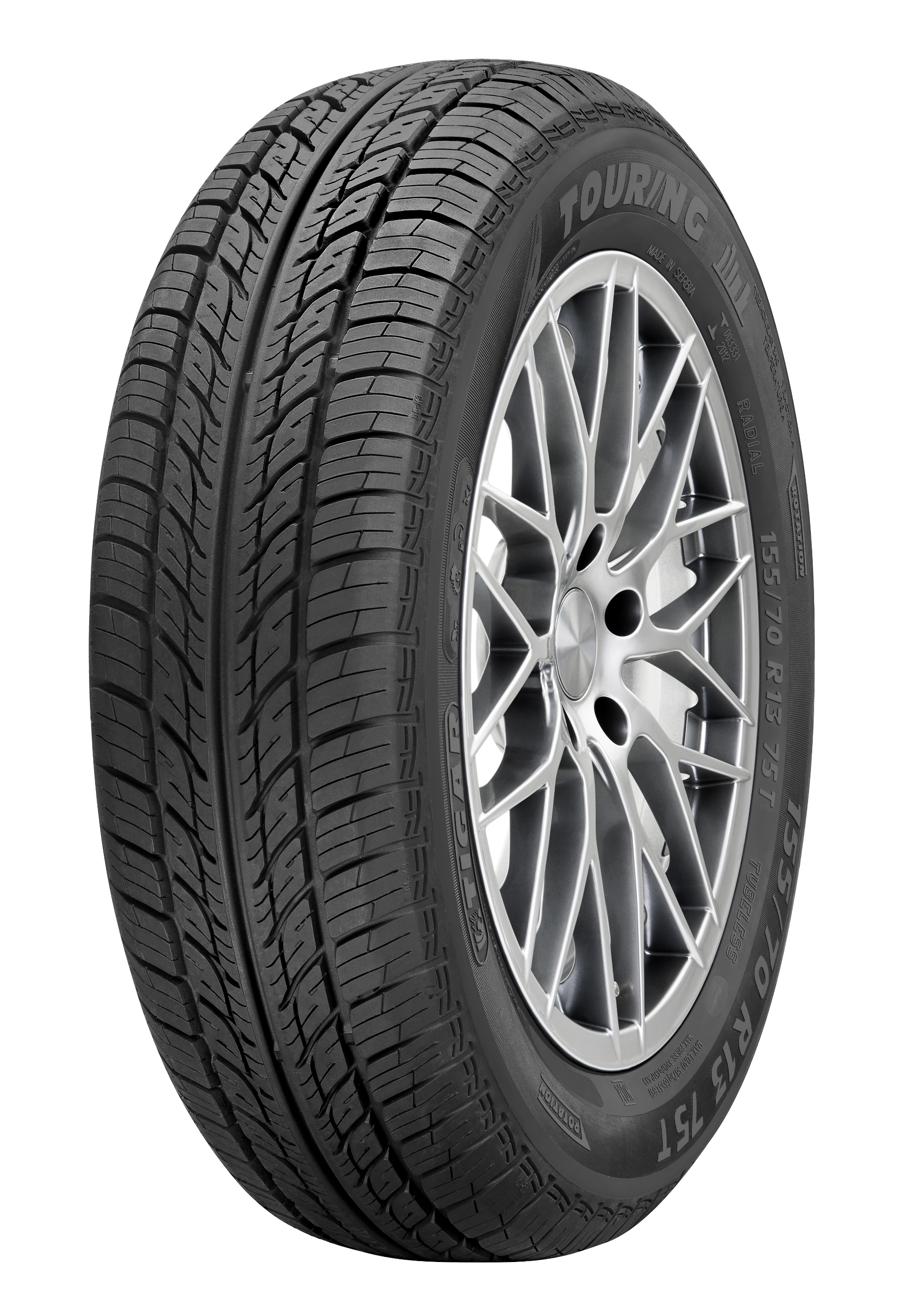 Гуми TIGAR 155/70R13 75T TL TOURING TG