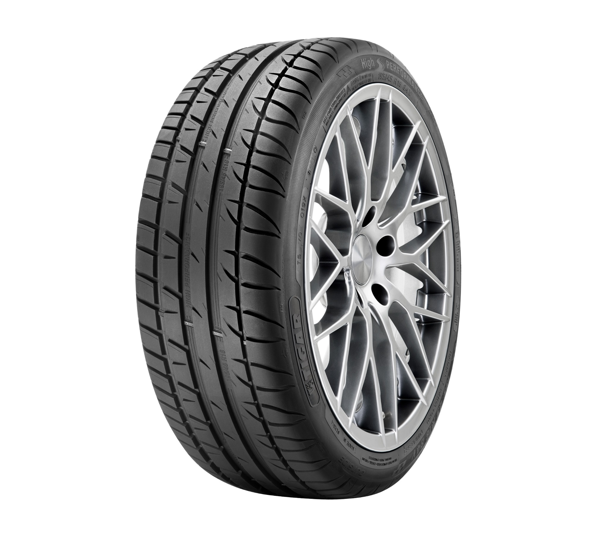 Гуми Tigar 205/60R16 96V XL TL HIGH PERFORMANCE TG
